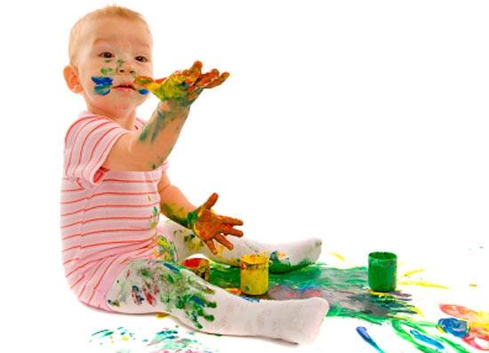 когда ребенок рисует маму в деталях для